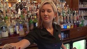 Who dreamed to fuck a barmaid?