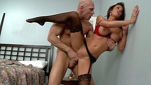 Escort girl who fell in string up with one of her clients