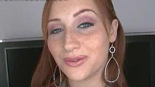 Legal Maturity Teenager Redhead Irrumation Chick