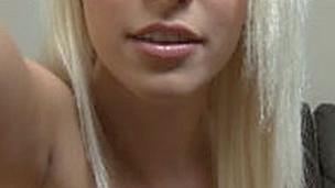 Wild blond cutie Stevie Shae wants to cheat