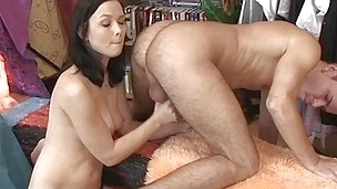 dude loves a good ass fucking from his lady