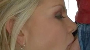 Breasty Unexperienced Likes Engulfing Weenie