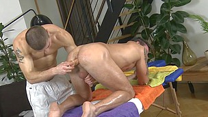 Sex-Toy play with hots gays