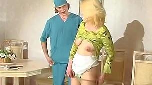 Kathleen&Mike nasty hose movie