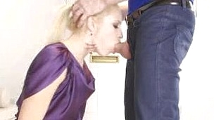 Desirous Legal Age Teenager Wants Her Mouth Filled