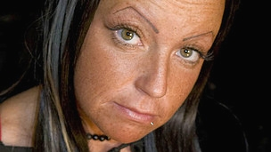 Filthy aged lady bonks her vibrator