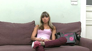 Tough doggystyle hammering for gorgeous sex kitten Liza