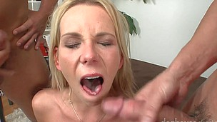 CUMSHOTS-Bisexual Hitchhikers