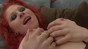 Misti Dawn Worships Alexis Texas' Gazoo